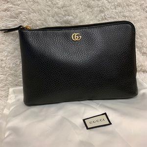 Gucci Classic Black Clutch